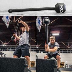 Rogue Fitness- Slater Slammer http://www.roguefitness.com/slater-slammer.php