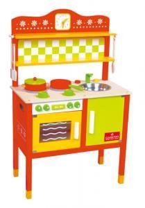 Wooden Kitchen.