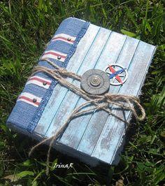Альбомчик о море