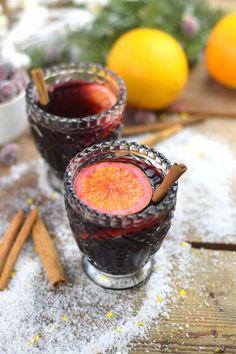 Adventspunsch - Alkoholfreier Glühwein - non-alcoholic christmas drink | Das Knusperstübchen