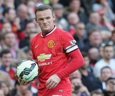 I love him! Forever Manchester, I Love Him, My Love, Wayne Rooney, Manchester United Football, Professional Football, Old Trafford, American Football, Premier League
