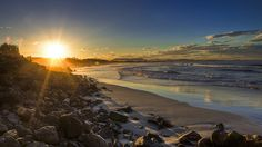 My favorite place to watch the sun set (Byron Bay)