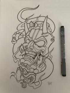 Samurai Zeichnungen - Tattoos Propios 2020 - Old School . - Disegni samurai – Tattoos propios 2020 – old school Samurai Zeichnungen – Tattoos Propios 2020 – # Zeichnungen # Propios Old School Samurai Tattoo, Samurai Drawing, Samurai Artwork, Japanese Tattoo Art, Japanese Tattoo Designs, Japanese Sleeve Tattoos, Japanese Tattoo Samurai, Japanese Mask, Japanese Dragon