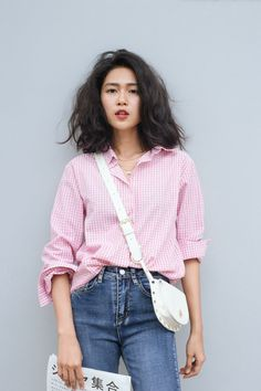 Ruffle Blouse, My Style, Shirts, Tops, Women, Fashion, Moda, Fashion Styles, Fashion Illustrations