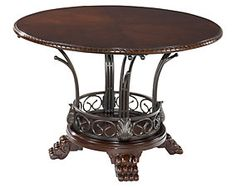 The Ledelle Dining Table From Ashley Furniture Homestore