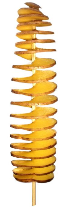 Kentang Spiral