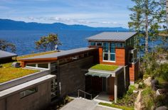 Beautiful Houses Week 39 The Pender Harbour House BC Canada_07 @ GenCept