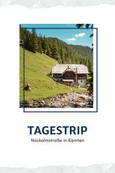 Die Nockalmstraße solltest du dir bei deinem Urlaub in Österreich auf keinen Fall entgehen lassen. Sie liegt in Kärnten und bietet sich für einen Tagesausflug ideal an. Viele tolle Stops entlang der Panoramastraße sorgen für Abwechslung!  #Kärnten #Tagesausflug #Roadtrip #Österreich