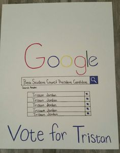funny campaigning ideas for student council - Google Search ...