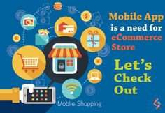 Mobile App Is a Need for eCommerce Store - Let's Check Out  #mobileapp #mcommerce #ecommerce #ecommerceapp #sourcesoftsolutionspvtltd
