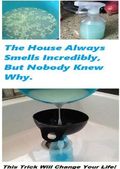 The House Always Smells Incredibly, But Nobody Knew Why. This Trick Will Change Your Life! - Guide