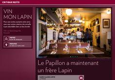 Le Papillon a maintenant un frère Lapin - La Presse+