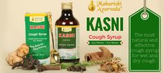 Get quick relief in cold by ayurvedic medicine which is available online at Maharishi Ayurveda. Kasni Cough Syrup is an effective remedy for cough of varied aetiology.  #ayurveda #ayurvedicmedicines #CoughSyrup #cold #cough #Vomiting #NoSideEffects #HealthTip #healthcare