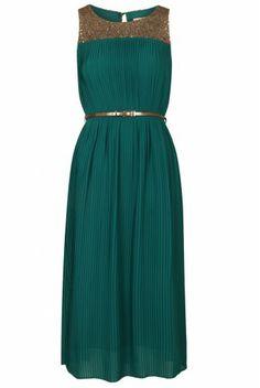 Louche Bechet Maxi Dress