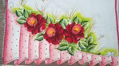 Minhas pinturas em tecido