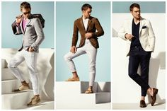 MASSIMO DUTTI - Men Lookbook May 2014