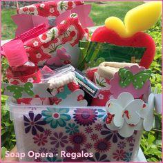 Cajas Decoradas Flores