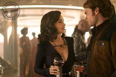 Solo: A Star Wars Story: Emilia Clarke on playing Qi'ra | EW.com