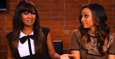 Tamera Mowry Painfully Discovers the REAL Haters! via @Matty Chuah Black Sphere with Kevin Jackson