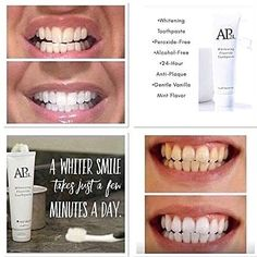 [New] The 10 Best Home Decor (with Pictures) - Who wants beautiful white teeth? A tan to show off and some luscious iridescent Smile Pop to their lips? 10 % OFF all products till end of April. DM me for any purchases or information. Ap 24 Whitening Toothpaste, White Smile, White Teeth, Alcohol Free, How To Better Yourself, Halloween Face Makeup, Lips, Iridescent, Tube