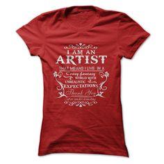 ARTIST T-Shirts, Hoodies. GET IT ==► https://www.sunfrog.com/Jobs/ARTIST-90088154-Guys.html?id=41382