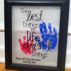 th birthday gifts for grandma diy - Gifts For Grandma Christmas