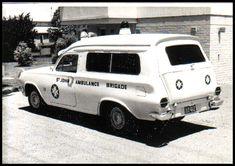 EJ Holden ambulance Holden Monaro, Holden Australia, Australian Cars, First Car, General Motors, Police Cars, Ambulance, Fire Trucks, Old Cars