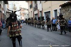 L'Associazione Mamutzones Antigos di Samugheo è nata per valorizzare e promuovere la antica maschera dei Mamutzones che si presenta con un...