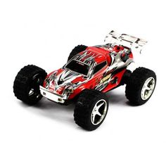 Electric Full Function 1:32 Off Road Racing 15 MPH RTR RC Buggy Remote Control High Quality Truck / Buggy Very Fast! Comes w/ 20 Cones and is Rechargeable (Colors May vary)