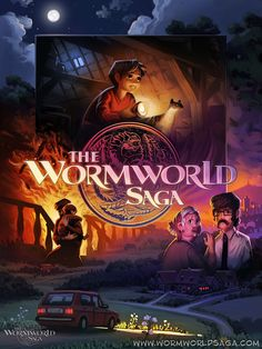 The Wormworld Saga - Chapter 1 by daniellieske on DeviantArt