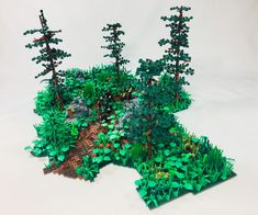 Cool forest moc