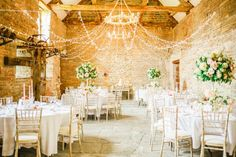 Rustic wedding venue Almonry Barn was awarded the title of Best Barn Venue and the coveted Best Overall Venue in The UK Wedding Awards