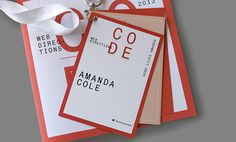 Web Directions Code 2013 on Behance