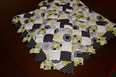 Your place to buy and sell all things handmade Quilt Stitching, Quilting, Baby Boy Quilts, Barn Quilts, Beautiful Babies, Gender Neutral, Grey And White, Cribs, Boy Or Girl