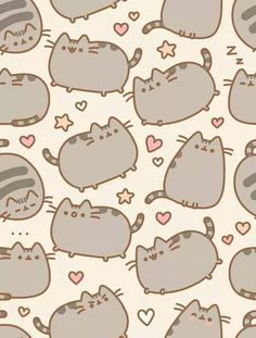 Pusheen! SOOO adorable!!!