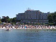 Intermar Hotel in Glücksburg. Leider geschlossen :-(