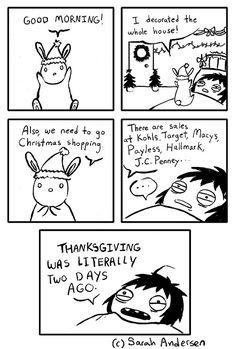 Beginning of the Holidays - image