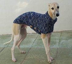 Greyhound Jumper Greyhound Sweater Greyhound Coat