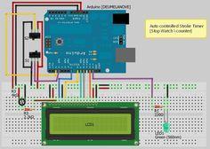 Arduino Timer circuit