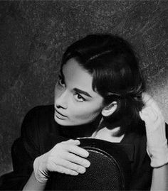 Audrey Hepburn in Love in the Afternoon,