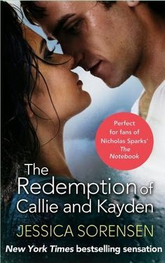 Novels On The Run: BOOK REVIEW - THE REDEMPTION OF CALLIE AND KAYDEN ...