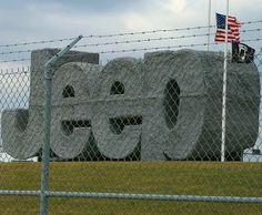 Home of the Jeep Toledo, Ohio-home :-)