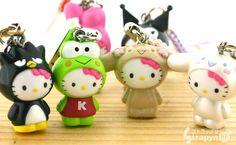 Strapya World : Sanrio Characters x Hello Kitty