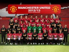 Manchester United 2012/13