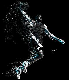 Nike T-Shirts by Cristiano Siqueira, via Behance