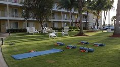 Outdoor morning fitness class at Sunshine Suites Resort. Golf Courses, Sunshine, Fitness, Outdoor, Outdoors, Nikko, Outdoor Games, The Great Outdoors