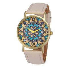 ANALOG QUARTZ WRIST WATCH *3 COLORS – BOHEMIAN MAMMA