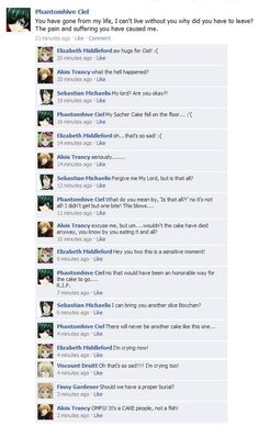 Kuroshitsuji Facebook: RIP by LeeAnn-Anime-Fan  get more only on http://freefacebookcovers.net  I laughed way too hard than I should've...