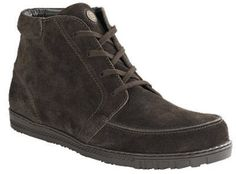 Footprints shoes TS_09 in size 39.0 M EU made of Suede in Mocha with a medium insole FOOTPRINTS. $104.91