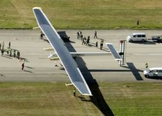 Avião movido a energia solar inicia volta ao mundo